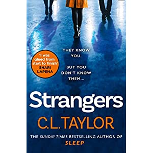 Strangers: From the author of Sunday Times bestsellers and psychological crime thrillers like Sleep, comes the most…