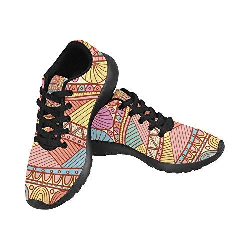 Zenzzle Running Chaussures Femme Noir Noir
