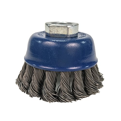 Knot Cup Brush - 9