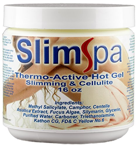 Slimming Hot Gel -16 Oz - Cellulite Treatment - Skin firming