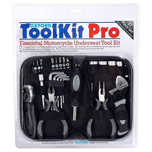 Oxford Werkzeug-Set Profi - Alles für die Motorrad Garage