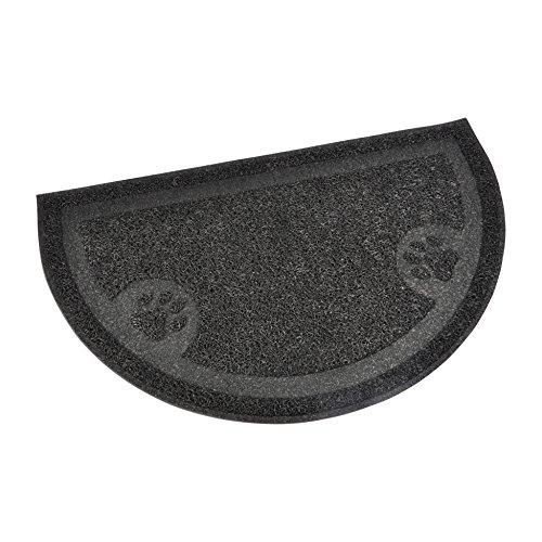 CODICO 6tap003nr Half Circle Litter Mat for Cats