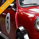 Automotive Decal Application