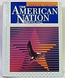 The American Nation, Batchelor, James West Davidson, 0130301078