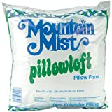 Mountain Mist Pillowloft Pillowforms, 12-inch-by-12-inch