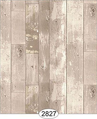 Dollhouse Flooring Wallpaper - Reclaimed Wood Floor - - Miniature Flooring Dollhouse Wood