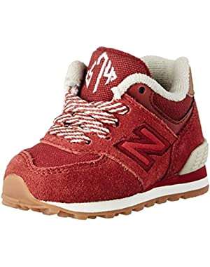 KL574V1 Infant Collegiate Pack Fashion Sneaker (Infant/Toddler)