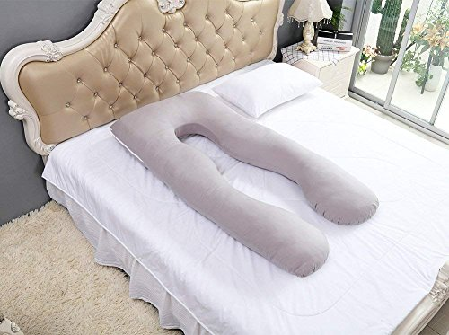 AngQi 55 inch greatest Pregnancy Pillow Kitchen eating Features
