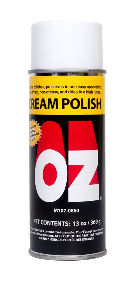 Mohawk Finishing Products - Oz Polish Aerosol (13 Ounces) by Mohawk Finishing Products