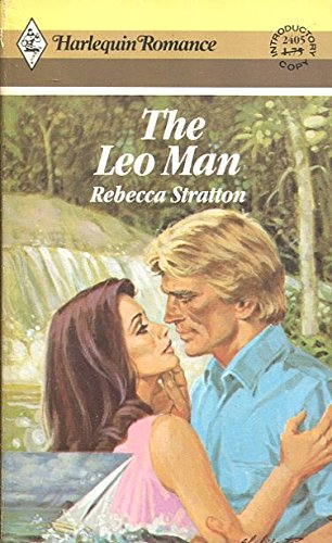 The Leo Man (Harlequin Romance, 2405)