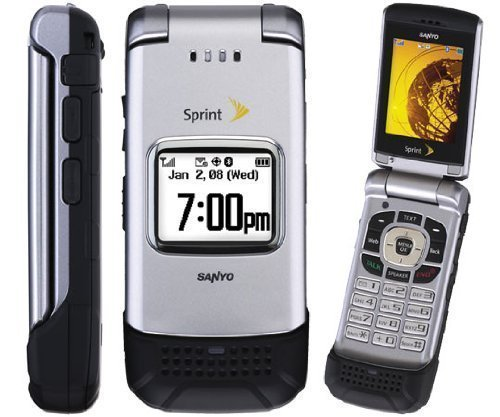 Sprint Sanyo Pro 200 Cell Phone New in Box Seald