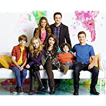 Girl Meets World CAST / Ben Savage & Danielle Fishel 8 x 10 GLOSSY Photo Picture