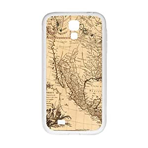 Fashion Creative Personality Cool White Phone Case for Samsung Galaxy S4