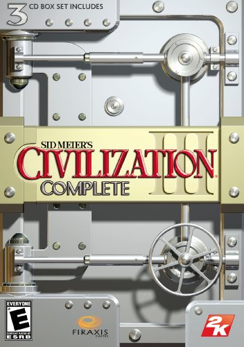Sid Meier's Civilization III: Complete [Online Game Code] (3 Civilization Pc)