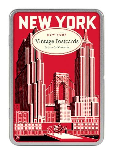 Cavallini & Co. New York Carte Postale Postcards