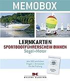 Lernkarten-Memobox Sportbootführerschein Binnen (Segel/Motor)