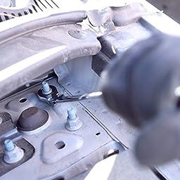 FEITA 8-13mm Wrench Set Flex-Head Combination Ratcheting Spanner set(6pcs)