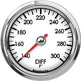 Speedhut GL26-DT02 Diff Temp Gauge 140-300F, 2-5/8''