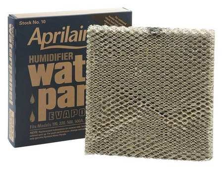 Humidifier Water Panel Evap., Replacement