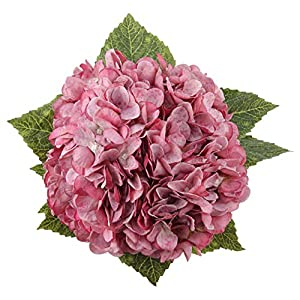 Blooming Paradise Artificial Flower Hydrangea 3