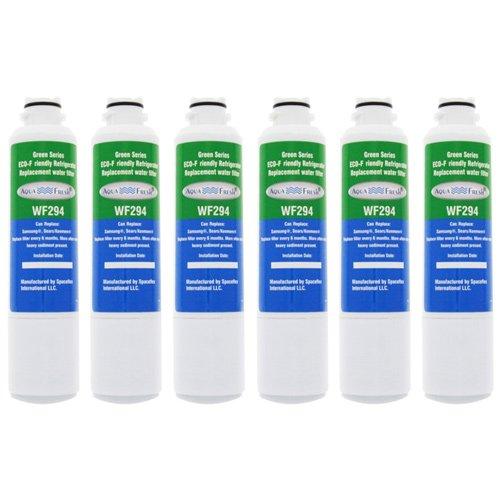 Aqua Fresh Replacement Filter For Samsung DA29-00020B / DA29-00019A / WF294 (6-Pack)