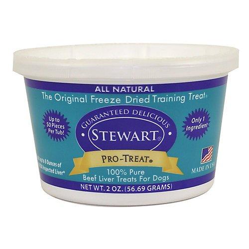 (Stewart Freeze Dried Beef Liver Dog Treat 21 oz)