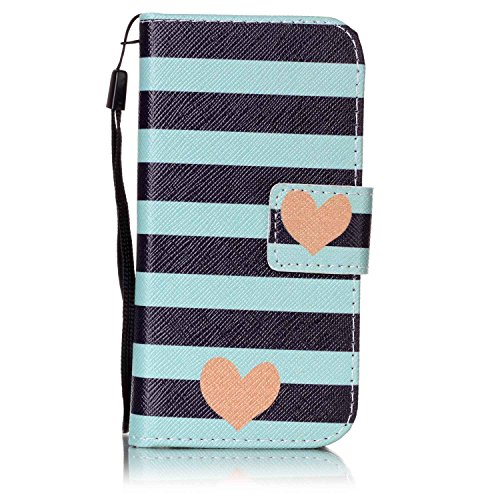 Touch 6 Case, iPod Touch 5 Case, GNT PU Leather (Form Ipod)