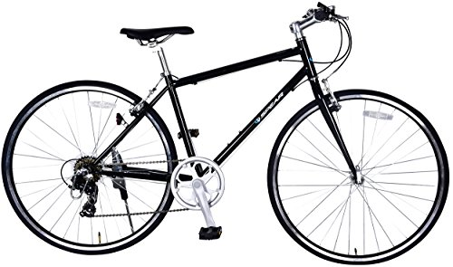 大胆持続的顕現SPEAR(スペア)クロスバイク 700C シマノ 変速 7段 SPC7007 適用身長 160cm 以上 1年保証付