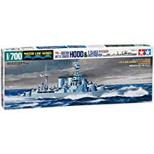 Tamiya 31806 1/700 BC Hood & E Class Destroyer (japan import)
