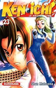 Ken-Ichi, tome 23 par Shun Matsuena