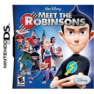 Meet the Robinsons - Nintendo DS