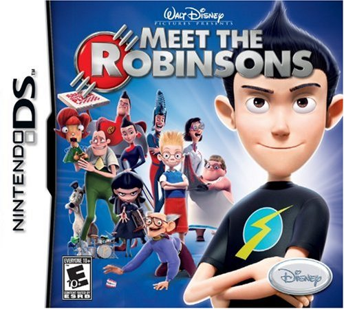 Meet the Robinsons - Nintendo - Mall Robinson Of The