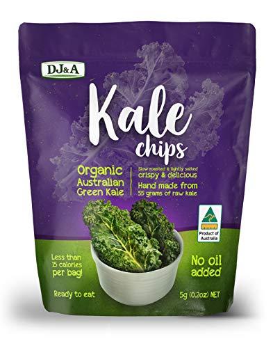 Organic Australian Kale Chips