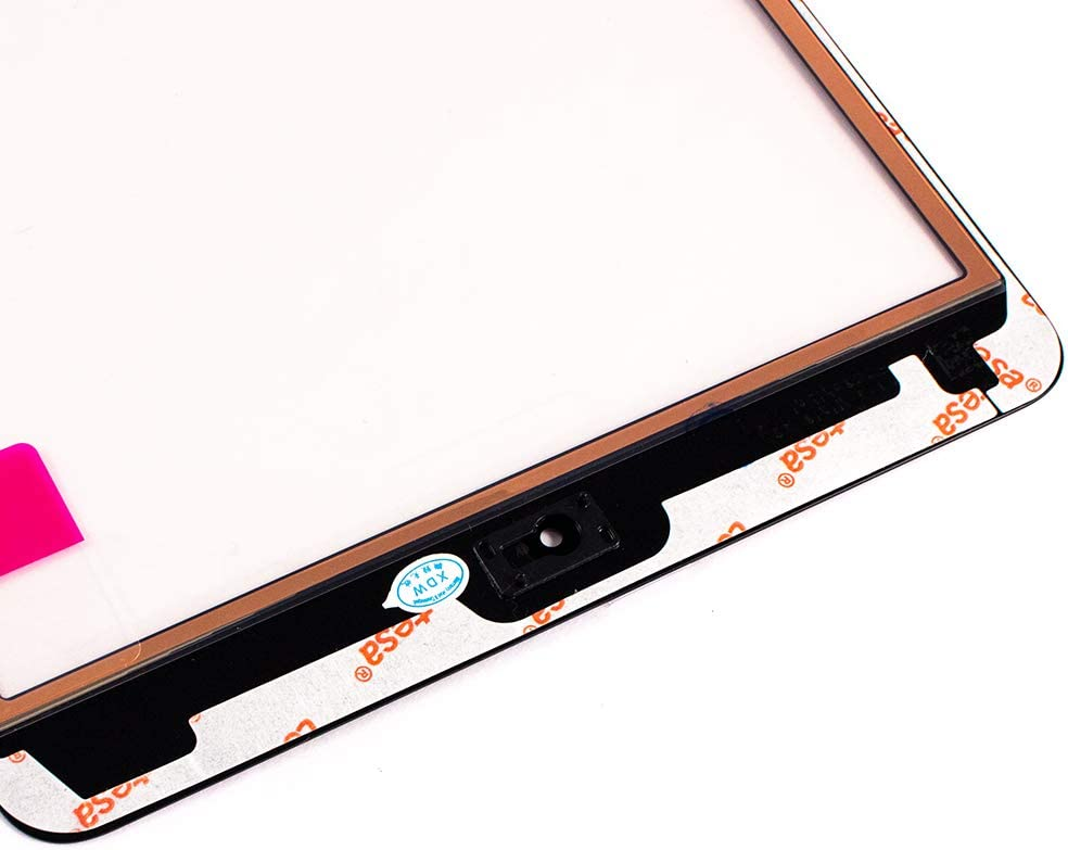 IC Chip Compatible with Apple iPad Mini 3 Group Vertical Replacement Touch Screen Digitizer with Home Button A1599, A1600 Black