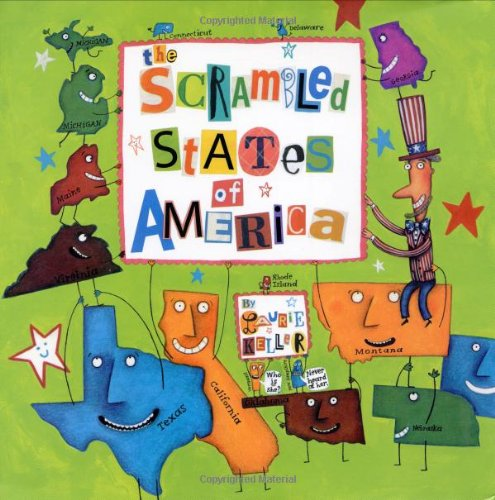 Image result for scrambled states of america book cover
