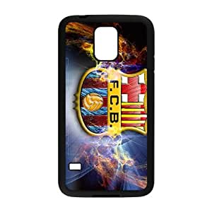 Fc Barcelona Samsung Galaxy S5 Cell Phone Case Black WON6189218040771