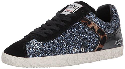 Ash Femme Pour Baskets Marine Noir Glitter bleu Mode rzCq4wrnIR