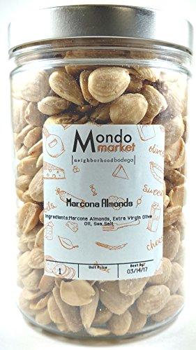 Almond Olives - 8