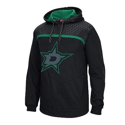 Amazon.com   adidas Dallas Stars Reebok Cross Check Team Logo Perf ... 1c8466369