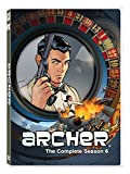 Archer Season 6 DVD