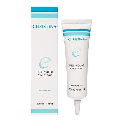 Christina crema de ojos con Retinol y Vitamina E