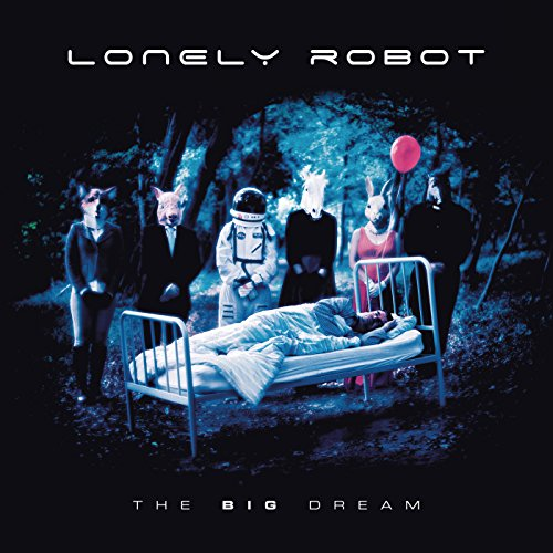 Lonely Robot - The Big Dream - CD - FLAC - 2017 - NBFLAC Download