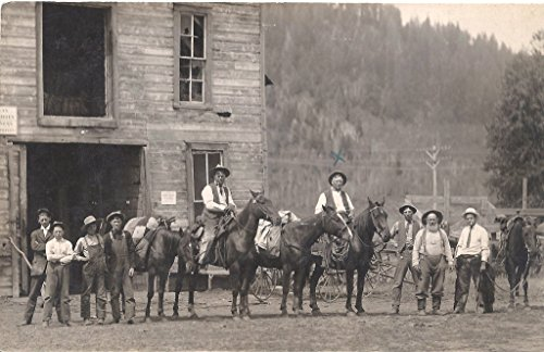 - 11 x 14 Inch Puzzle 252 Pcs Old West Cowboy Flagstaff Az 1890