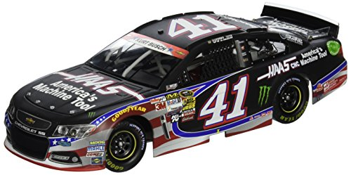 Kurt Busch # 41 HAAS Automation An American Salute 2014 Chevy SS HOTO Die-cast Car, 1:24 Scale ARC HOTO