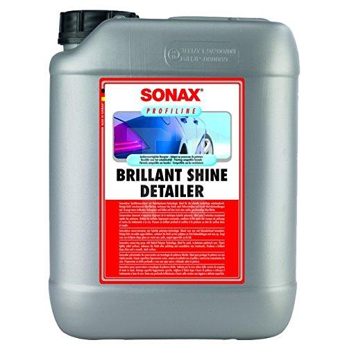 SONAX 287500 ProfiLine BrilliantShine Detailer (Lackpflege & - versiegelung), 5l Sonax GmbH