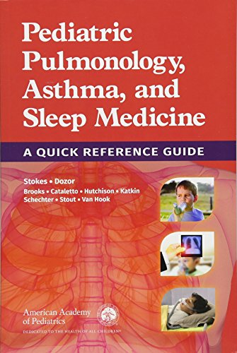 (Pediatric Pulmonology, Asthma, and Sleep Medicine: A Quick Reference Guide)