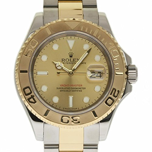 (Rolex Yacht-Master Swiss-Automatic Male Watch 16623 (Certified Pre-Owned))
