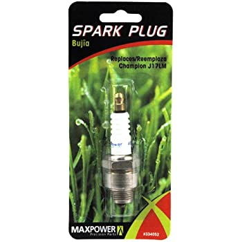Maxpower 334052 Spark Plug Replaces NGK B4LM Champion J17LM Autolite 456
