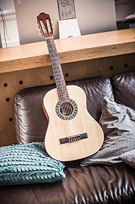 CC44 acorde de guitarra clásica 4/4: Amazon.es: Instrumentos musicales