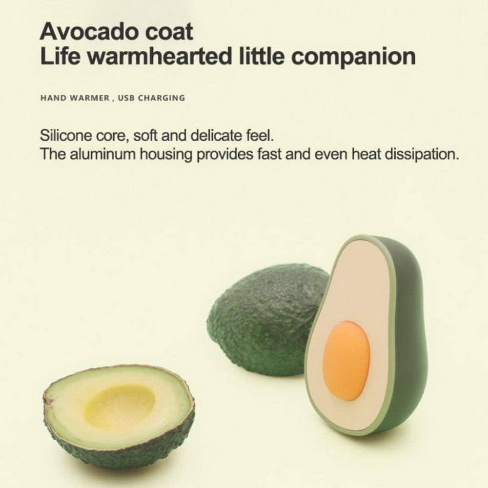 Pocket Mano Warmers Ricaricabile Avocado Elettrico